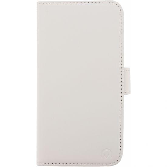 Mobilize Slim Wallet Bookcase voor de HTC One M8 - Wit