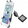 Haicom Magneet Dashboard Telefoonhouder Auto voor de Apple iPhone 6(s) - Zwart
