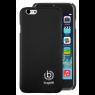 Bugatti ClipOn Hardcase voor de iPhone 6(s) Plus - Zwart