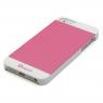 Muvit Colorful Hardcase voor de iPhone SE (2016) / 5S / 5 - Roze