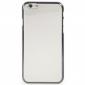 Tucano Elektro Snap Case Zwart / Transparant voor Apple iPhone 6 Plus / 6s Plus