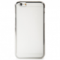 Tucano Elektro Snap Case Zilver / Transparant voor Apple iPhone 6 Plus / 6s Plus