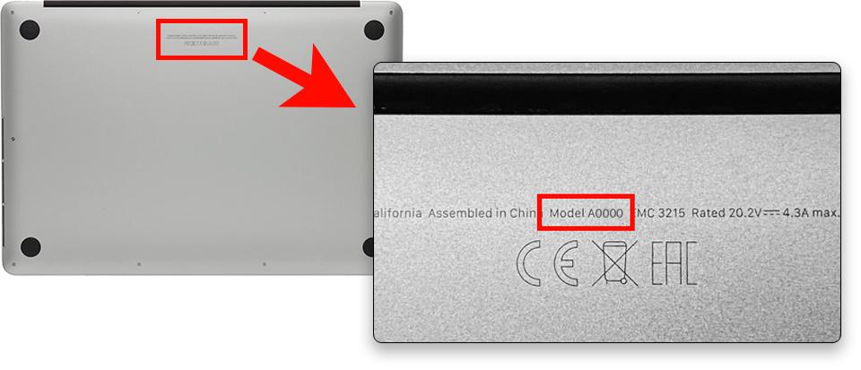 find-macbook-modelnumber